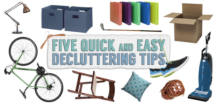 Easy Tips for Creating a Decluttering Plan image