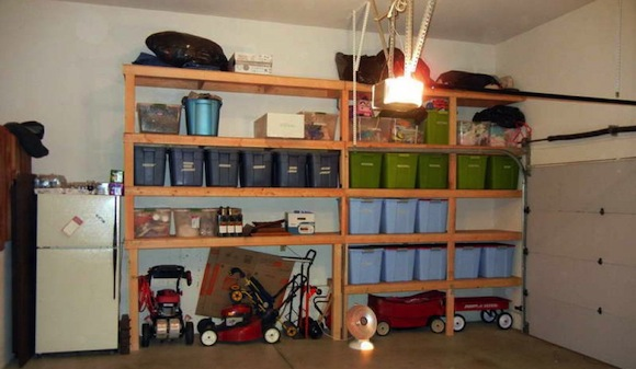 5 Smart Storage Solutions for Organizing Your Garage image
