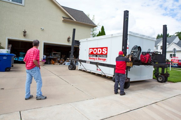 Which is Better for Moving: Rental Trucks or Portable Moving Containers? image